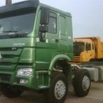 Cách xử lý mất tập trung khi lái xe tải, xe tải Howo