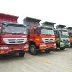 Công ty phân phối xe tải ben Howo giá tốt nhất Hà Nội