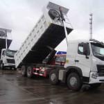 Những ưu điểm vượt trội của xe tải ben howo 3 chân