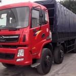 Cabin xe tải thùng Howo 5 chân có gì nổi bật?