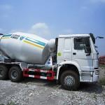 Công trình nhỏ có nên mua xe trộn bê tông Howo 12m3?