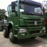 Xe tải Howo giúp tài xế vững tay lái trên mọi nẻo đường