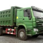 Lựa chọn xe tải ben Howo cho mọi công trình